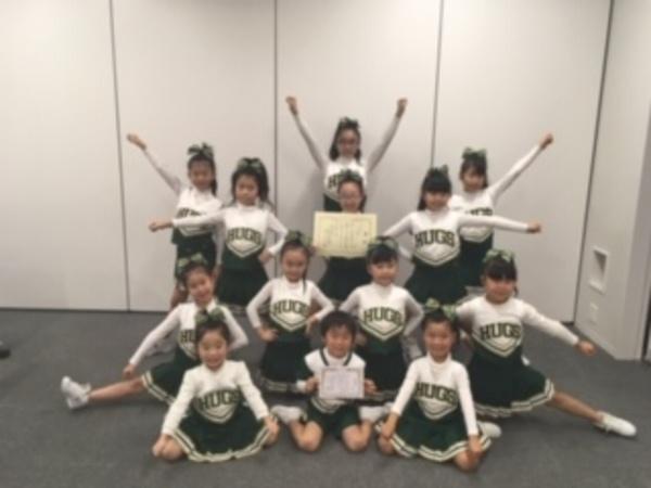 チアダンス日本オープン選手権大会!